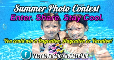 Make Summer Yours - July Facebook Photo Contest