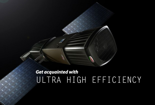 Ultra High Efficiency Air Conditioning System