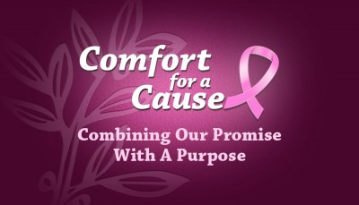 Comfort For A Cause