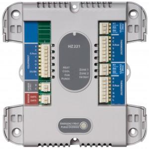 Zone Control Panel