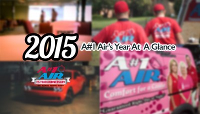 2015: A#1 Air's Year At A Glance