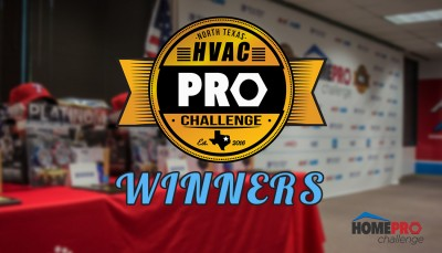 2016 North Texas HVAC Pro Challenge Winners