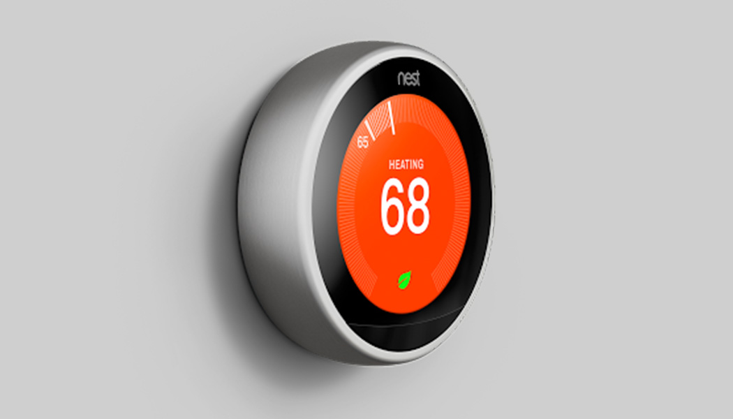 3rd Gen Nest Learning Thermostat, A#1 Air, Inc. Dallas, Fort Worth