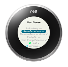Nest Sense, A#1 Air Inc. Dallas, Fort Worth