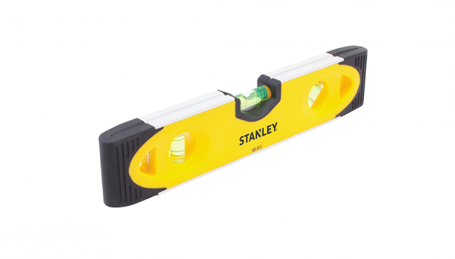 "Stanley 43-511 9"" Magnetic Torpedo Level"