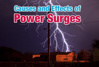 Causes and Effects of Power Surges