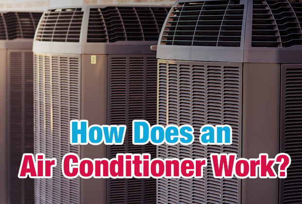 How Does an Air Conditioner Work? A#1 Air, Inc.