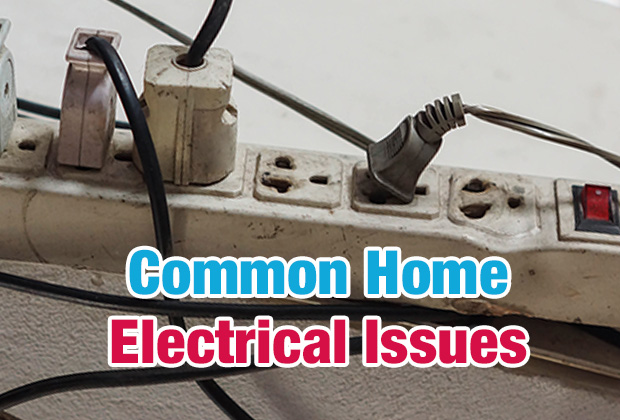 Common Home Electrical Issues, A#1 Air Inc.