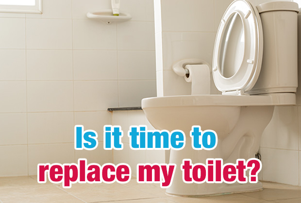Is it Time to Replace My Toilet? A#1 Air, Inc.