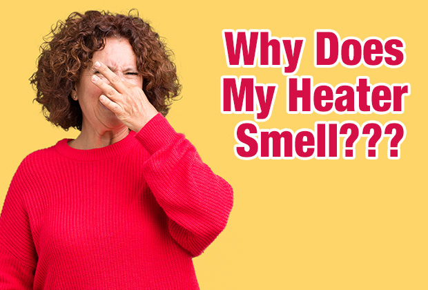 Why Does My Heater Smell?