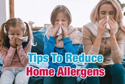 Tips to Reduce Home Allergens, A#1 Air