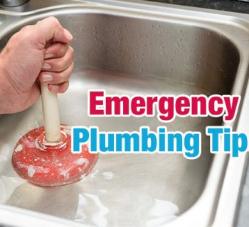 Emergency Plumbing Tips