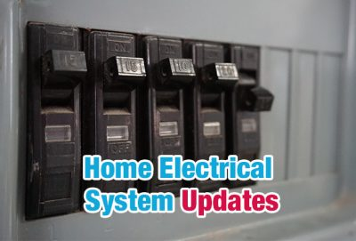 Home Electrical System Updates