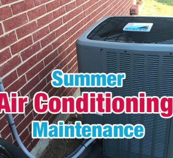 Summer Air Conditioning Maintenance, A#1 Air