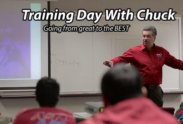 Training at A#1 Air - Meet Chuck Morales