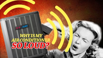 Why Is My Air Conditioner So Loud?