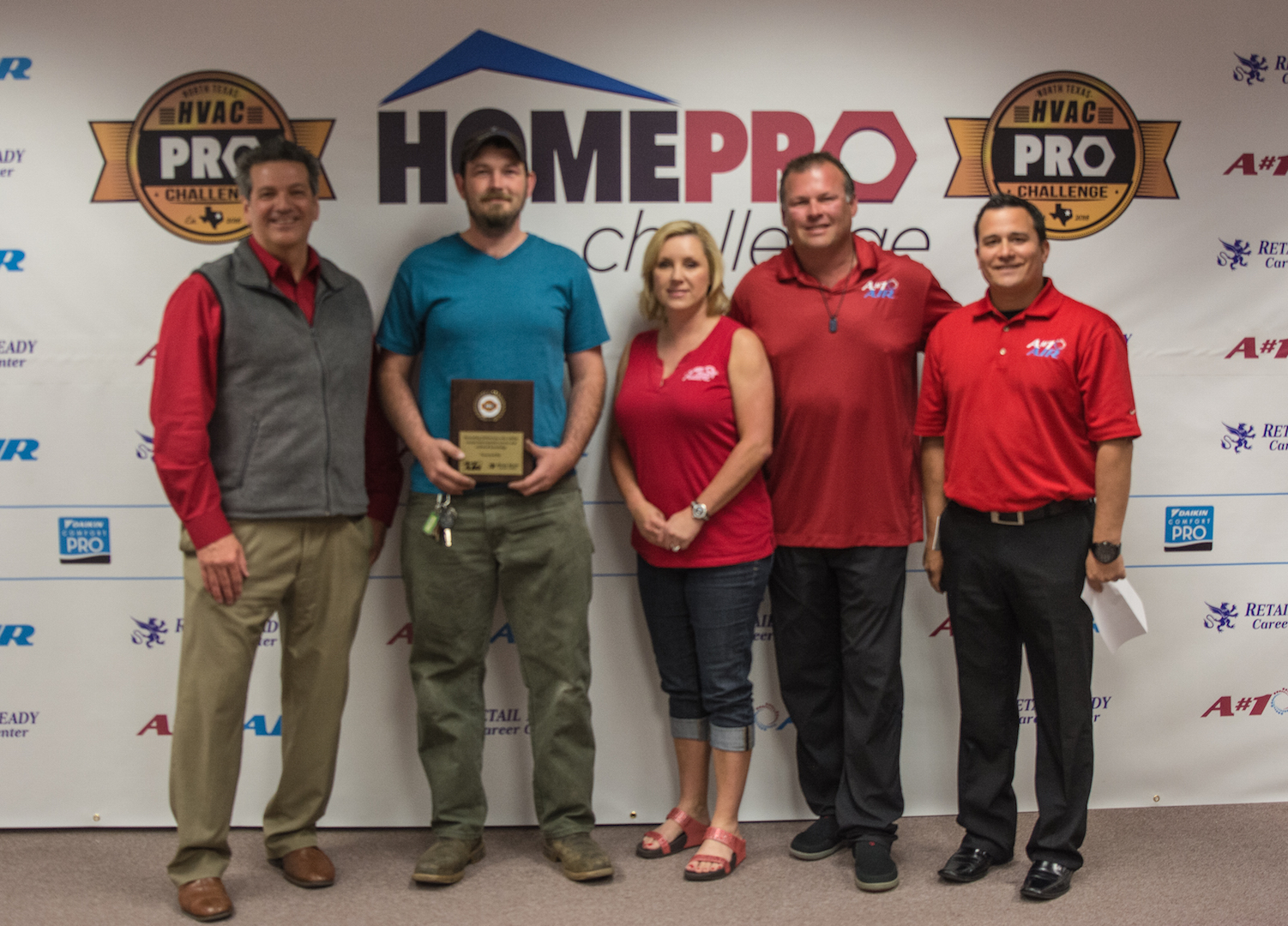 3rd - Kimble Calvert - D Commercial Refrigeration - 2016 North Texas HVAC Pro Challenge Under 2