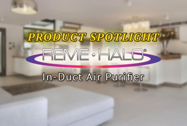 REME Halo In-Duct Air Purifier