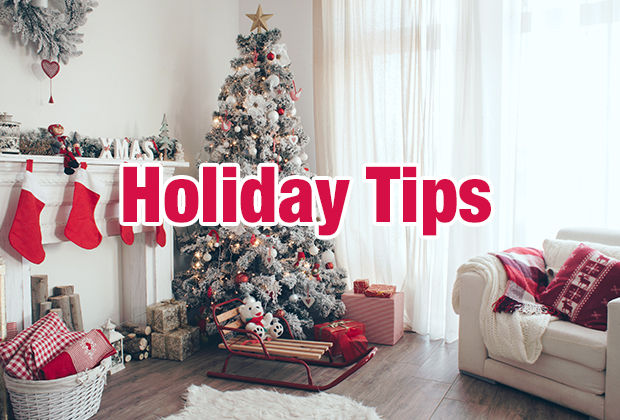 A#1 Air HVAC Holiday Tips