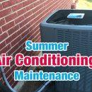Summer Air Conditioning Maintenance, A#1 Air