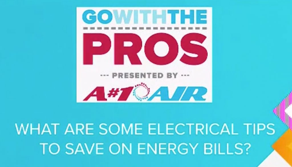 electrical savings tips