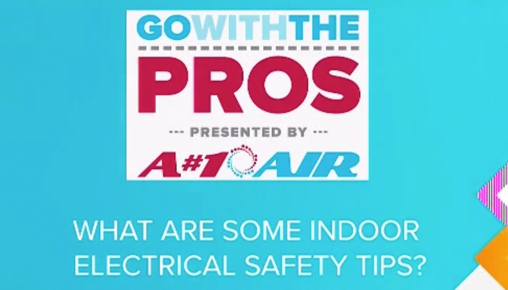 indoor electrical safety tips